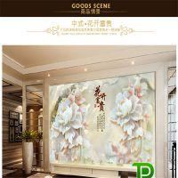 潮流欧式3D瓷砖背景墙UV打印机 昆明工业级玉石瓷砖背景墙印花机