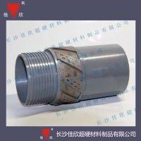 101金刚石扩孔器金刚石工具玻璃开孔器pcd水钻钻头勘探钻机钻头
