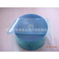 太仓PVC平面型软门帘网格帘、透明帘、橡胶皮、PVC软玻璃