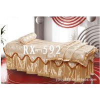 新款欧式床上用品 美容院用品 美容床按摩床罩批发