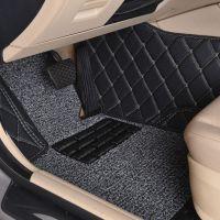 澳源 专车专用汽车全包脚垫丝圈脚垫可拆卸脚垫