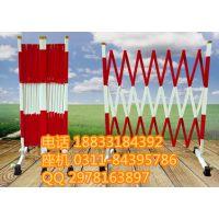 直销 1.2*2米高档片式玻璃钢伸缩围栏A7移动伸缩围栏 护栏批发