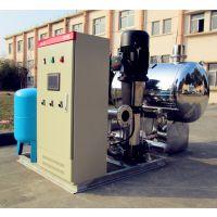 西安优质无负压供水机组 西安无负压供水设备 不锈钢成套给水设备 RJ-S137