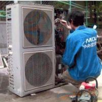 南通空调移机 空调加氟制冷 换电脑版 内外机更换电机 压缩机 四通阀 修漏水