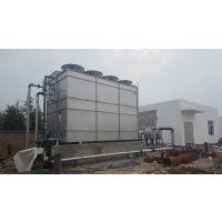 横流式冷却塔 SKBH-350T 尚科冷却 机械通风 低噪型 湿式