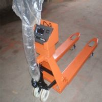 2吨叉车电子磅 吉林液压叉车秤 1T移动电子磅称价格