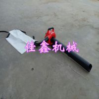 四冲程树叶吹吸机 农用路面吹尘机价格 佳鑫多功能汽油吹树叶机