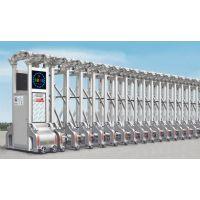 天津西青区安装电动伸缩门,订做各种伸缩门专业