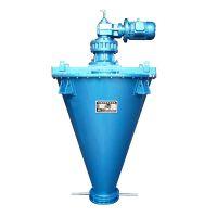VZH不锈钢双螺旋锥形混合机 优质信誉干粉混料机供应商