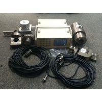 中西(LQS现货)电杆荷载位移测试仪 型号:WY18-BZ-II库号:M130011