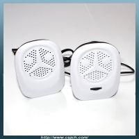 迷你音箱/超级微型礼品迷你小音箱对箱 USB音响 E1800小奔驰