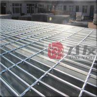 专业生产钢格板的厂家热镀锌钢格板踏步格栅板吸收塔平台铺板