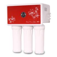 厂家直销 50G红粉佳人RO箱式纯水机 壁挂式反渗透净水器 苹果三代