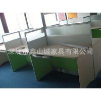 深圳办公家具厂家直销/办公屏风 职员桌 办公屏风订做 多人位屏风