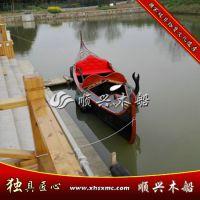 江苏上海浙江山东厂家新品特价促销 欧式木船 贡多拉船 观光休闲旅游 婚纱摄影船