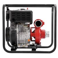 2寸柴油机高扬程水泵 5马力柴油机抽水泵 汉萨2寸高压水泵HS20PI