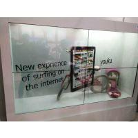 22寸透明液晶屏 透明橱窗 透明显示器