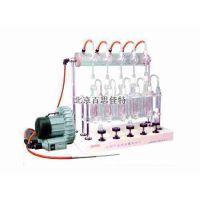 xt61161石油产品硫含量测定仪(三管带抽气泵)