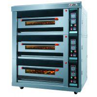 赛思达供应帝王型三层六盘烤箱、月饼蛋糕烘焙设备厂家