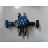 科迪牌J23SA-16C DN6碳钢焊接三阀组