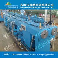 WRS-沃锐思 20-63PVC一出二管材生产线 PVC穿线管一模双出设备