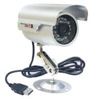 硕望 DB801 供应USB监控 插卡摄像机 TF卡摄录一体机 防水枪机
