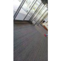 连锁店门口铝合金地毯,餐饮专卖店连锁店铝合金地垫,防尘地垫