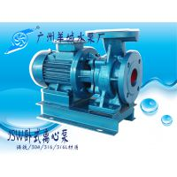 广州市羊城水泵厂|铸铁ISW空调泵|ISW-65-125(I)|羊城泵业|惠州水泵厂