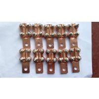 西安厂家供应各种接线l端子 电缆金具 设备线线夹.梅花型线夹