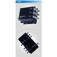 供应深圳市金宁时代科技有限公司3路视频复用器 多路监控摄像头 复合共缆传输 一线通信号叠加器