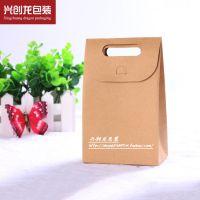 厂家定做 牛皮纸包装纸盒蛋糕纸盒 烘焙包装西点饼干盒