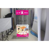 黑龙江促销台 折叠拉网促销台 超市促销广告桌