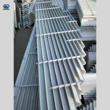 两级除雾器间距 增强聚丙烯平板形除雾器结构组成 河北华强170-30 不带钩