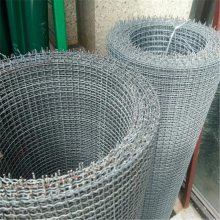 旺来镀锌轧花网 铜丝轧花网 耐腐蚀钢丝网