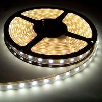 温馨 LED灯条5050 60灯软灯带低压12V安全灯条 室内外装饰亮化