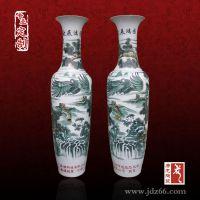 景德陶瓷大花瓶 陶瓷大花瓶优质定制厂家 大花瓶礼品