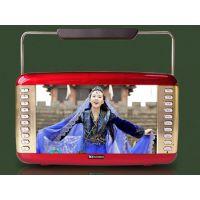 19寸IPS钢化屏看戏机老人唱戏高清视频播放器带电视广场舞 唱戏机