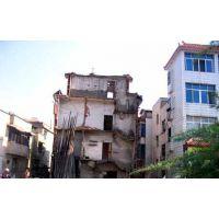 房屋检测:工程检测:施工影响相邻房屋