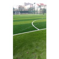 高密度人造草坪足球场-笼式足球场造价