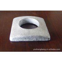 供应各种规格热镀锌凹凸垫,本色凹凸垫,定做各种一定垫圈