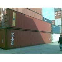 上海二手集装箱、40尺集装箱优惠出售