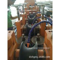 二手不锈钢制管机、焊管设备