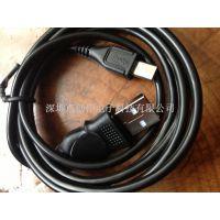 【厂家直销】供应三星手机数据线 安卓V8迈克micro充电线