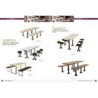 供应美食城餐桌椅,美食城桌椅专业生产厂家