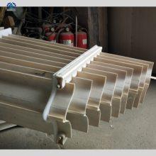 常温水工业用的PVC材质除雾器哪里有卖的 广州生产厂家 折流板除雾器厂家