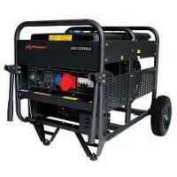 10kva双缸风冷汽油发电机组8kw汽油发电机组