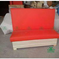 运达来厂家直销餐厅卡座沙发,质量保正,咖啡厅卡座沙发定做