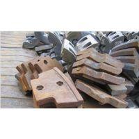 JS500 JS750 JS1000 JS1500型混凝土搅拌机衬板 :