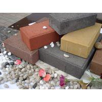 舒布洛克厂家供应路面通体透水砖 建菱砖 舒布洛克砖