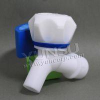 PP塑料水龙头 单冷云塑系列塑料大头水龙头家庭通用4分6分厂家水龙头扫码红包